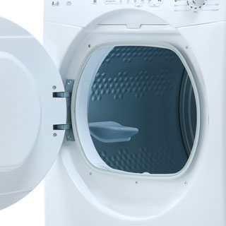 Candy Smart CSC8DF Condenser Tumble Dryer - White - CSC8DF_WH - 5