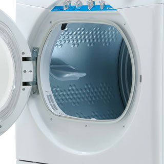 Candy Smart CSH8A2LE 8Kg Heat Pump Tumble Dryer - White - A++ Rated - CSH8A2LE_WH - 5