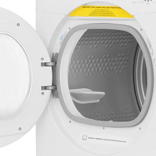 Candy Grand'O Vita CSVV9LG 9Kg Vented Tumble Dryer - White - C Rated - CSVV9LG_WH - 5