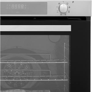 Candy FCXP615X Built In Electric Single Oven - Stainless Steel - FCXP615X_SS - 3