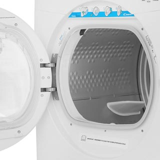 Candy Grand'O Vita GVSH9A2DE 9Kg Heat Pump Tumble Dryer - White - A++ Rated - GVSH9A2DE_WH - 5