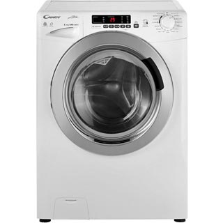 Candy Grand'O Vita GVSW485DC Washer Dryer - White - GVSW485DC_WH - 1