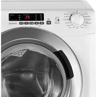 Candy Grand'O Vita GVSW485DC Washer Dryer - White - GVSW485DC_WH - 5