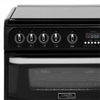Cannon by Hotpoint CH60GCIW Gas Cooker - White - CH60GCIW_WH - 5