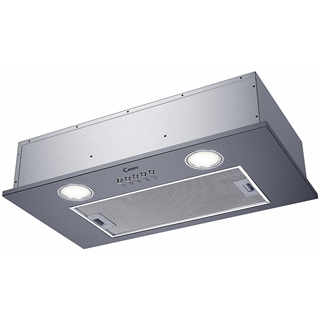 Candy CBG625/1X Built In Canopy Cooker Hood - Stainless Steel - CBG625/1X_SS - 1
