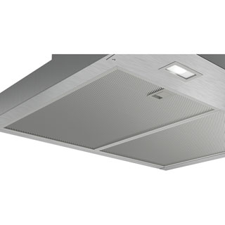 NEFF N50 D64BHM1N0B Built In Chimney Cooker Hood - Stainless Steel - D64BHM1N0B_SS - 3