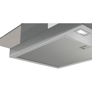 NEFF N50 D64GFM1N0B Built In Chimney Cooker Hood - Stainless Steel - D64GFM1N0B_SS - 3