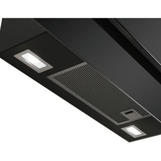 NEFF N90 D95IMT1N0B Built In Chimney Cooker Hood - Black - D95IMT1N0B_BK - 3