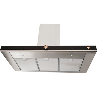 De Dietrich DHB7952W Built In Chimney Cooker Hood - White - DHB7952W_WH - 4
