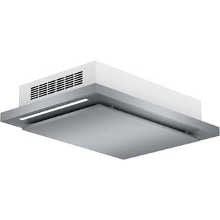 Bosch Serie 6 DID106T50 Built In Integrated Cooker Hood - Brushed Steel - DID106T50_BS - 1