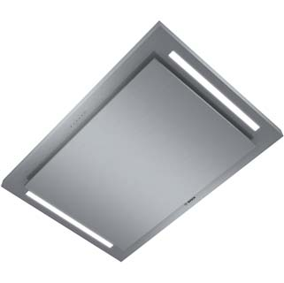 Bosch Serie 6 DID106T50 Built In Integrated Cooker Hood - Brushed Steel - DID106T50_BS - 5