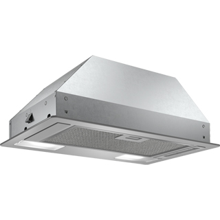 Bosch Serie 4 DLN53AA70B Built In Canopy Cooker Hood - Anthracite - DLN53AA70B_AI - 1