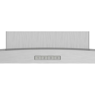 Bosch Serie 2 DWA94BC50B Built In Chimney Cooker Hood - Stainless Steel - DWA94BC50B_SS - 3
