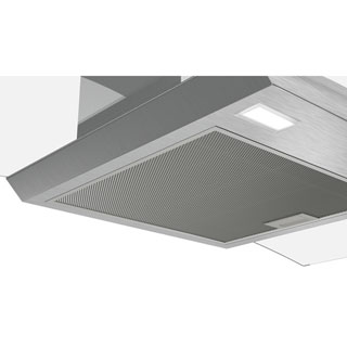 Bosch Serie 2 DWA94BC50B Built In Chimney Cooker Hood - Stainless Steel - DWA94BC50B_SS - 4