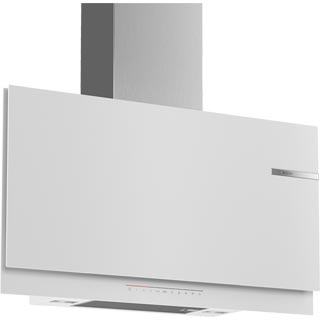 Bosch Serie 6 DWF97KR20B Built In Chimney Cooker Hood - White - DWF97KR20B_WH - 1