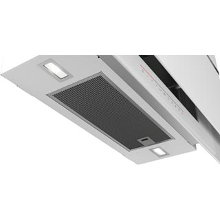 Bosch Serie 6 DWF97KR20B Built In Chimney Cooker Hood - White - DWF97KR20B_WH - 5
