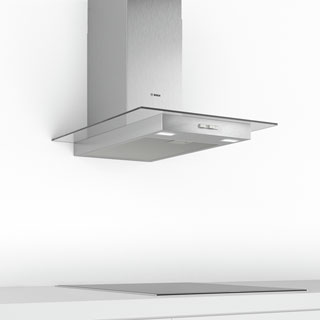 Bosch Serie 2 DWG64BC50B Built In Chimney Cooker Hood - Stainless Steel - DWG64BC50B_SS - 4