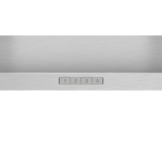 Bosch Serie 2 DWP64BC50B Built In Chimney Cooker Hood - Stainless Steel - DWP64BC50B_SS - 2