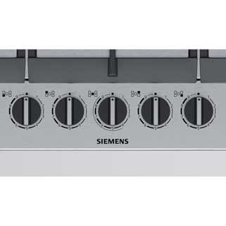 Siemens IQ-500 EC7A5RB90 Built In Gas Hob - Stainless Steel - EC7A5RB90_SS - 2