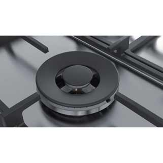 Siemens IQ-500 EC7A5RB90 Built In Gas Hob - Stainless Steel - EC7A5RB90_SS - 4