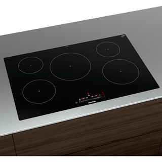 Siemens IQ-100 EH801FVB1E Built In Induction Hob - Black - EH801FVB1E_BK - 5