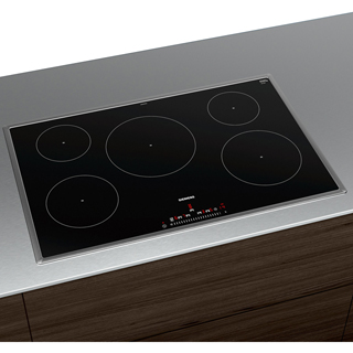 Siemens IQ-100 EH845FVB1E Built In Induction Hob - Black - EH845FVB1E_BK - 5