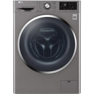 LG F4J6AM2S Washer Dryer - Graphite - F4J6AM2S_GH - 1
