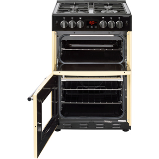 Belling Farmhouse60G Gas Cooker - Black - Farmhouse60G_BK - 2