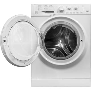 Hotpoint Ultima FDL9640K Washer Dryer - Black - FDL9640K_BK - 2