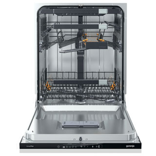 Gorenje Superior Line GV66260UK Built In Standard Dishwasher - Black - GV66260UK_BK - 2