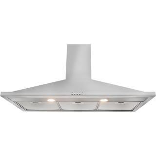 Leisure H102PX Built In Chimney Cooker Hood - Stainless Steel - H102PX_SS - 1