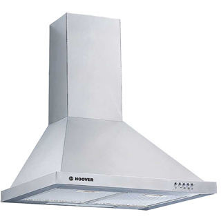 Hoover H-HOOD 300 HCE160X Built In Chimney Cooker Hood - Stainless Steel - HCE160X_SS - 1