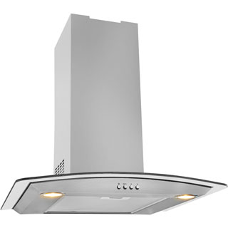 Beko HCG61320X Built In Chimney Cooker Hood - Stainless Steel - HCG61320X_SS - 3