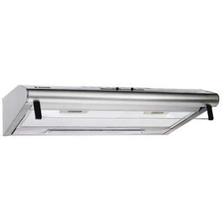 Hoover HFT160NX Built In Visor Cooker Hood - Stainless Steel - HFT160NX_SS - 1