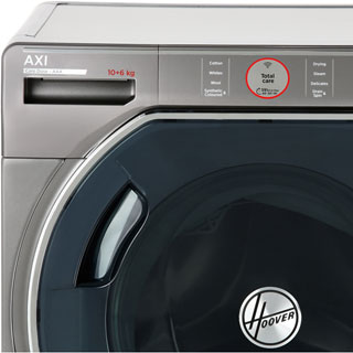 Hoover AXI AWDPD6106LHR Washer Dryer - Graphite - AWDPD6106LHR_GH - 2