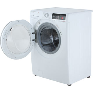 Hoover Dynamic Next Advance DXOA68C3 8Kg Washing Machine with 1600 rpm - White / Chrome - A+++ Rated - DXOA68C3_WH - 5