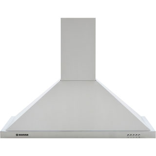 Hoover HCE190X Built In Chimney Cooker Hood - Stainless Steel - HCE190X_SS - 1