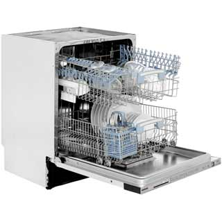Hoover Dynamic Wizard HLSI762GT Built In Standard Dishwasher - Stainless Steel - HLSI762GT_SS - 5