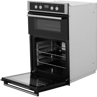 Hotpoint Class 2 DD2844CIX Built In Electric Double Oven - Stainless Steel - DD2844CIX_SS - 4
