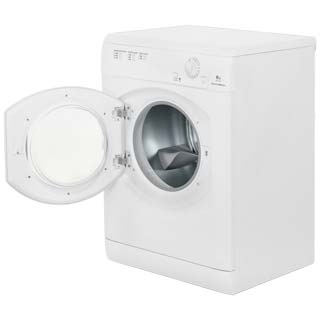 Hotpoint First Edition FETV60CP 6Kg Vented Tumble Dryer - White - C Rated - FETV60CP_WH - 2