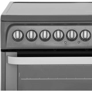 Hotpoint Ultima HUE61GS Electric Cooker - Graphite - HUE61GS_GH - 4