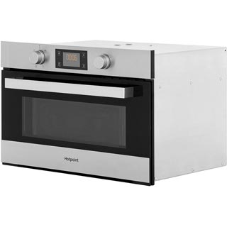 Hotpoint Class 3 MD344IXH Built In Microwave - Stainless Steel - MD344IXH_SS - 3