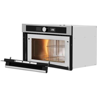 Hotpoint Class 4 MD454IXH Built In Microwave - Stainless Steel - MD454IXH_SS - 5