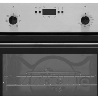 Hotpoint MMY50IX Built In Electric Single Oven - Stainless Steel - MMY50IX_SS - 2