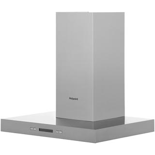 Hotpoint PHBS67FLLIX Built In Chimney Cooker Hood - Stainless Steel - PHBS67FLLIX_SS - 5