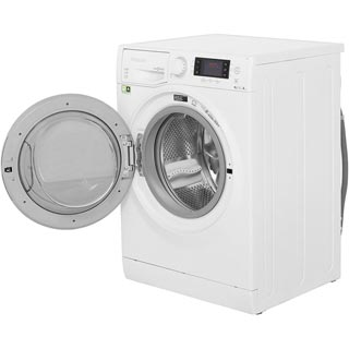 Hotpoint Ultima S-Line RD1176JD 11Kg / 7Kg Washer Dryer with 1550 rpm - White - RD1176JD_WH - 2