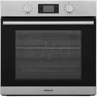 Hotpoint Class 2 SA2540HIX Built In Electric Single Oven - Stainless Steel - SA2540HIX_SS - 1