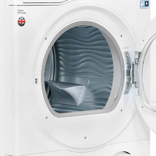 Hotpoint Ultima S-Line SUTCD97B6PM 9Kg Condenser Tumble Dryer - White - B Rated - SUTCD97B6PM_WH - 5