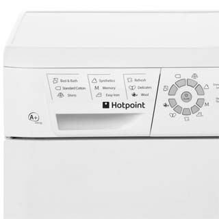 Hotpoint TDHP871RP 8Kg Heat Pump Tumble Dryer - White - A+ Rated - TDHP871RP_WH - 2