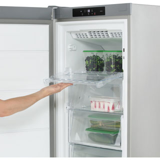 Hotpoint UH8F1CW.1 Upright Freezer - White - UH8F1CW.1_WH - 4